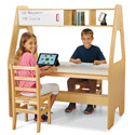 Click here for more Workspace Center by Jonti-Craft by Worthington
