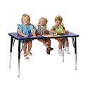 Click here for more 3 Seat Toddler Table by Worthington
