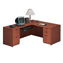 Click here for more Executive L Desk by OFD Office Furniture by Worthington