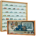 Click here for more Memorabilia Cases by Worthington