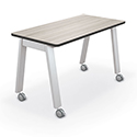 Click here for more Compass Makerspace Laminate Tables by Mooreco by Worthington