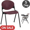 Click here for more 2000 Series Stacking Chairs by KFI by Worthington