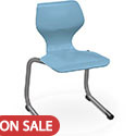 Click here for more Airley Cantilever Chair by Vanerum by Worthington