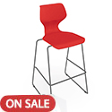 Click here for more Airley Wire Sled Stool by Vanerum by Worthington