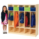 Click here for more Value Line Birch 5-Section Locker by Angeles by Worthington