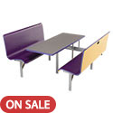 Click here for more Booth Seating Table Units by AmTab by Worthington