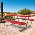 Click here for more Bolt-Thru Outdoor Picnic Tables by UltraPlay by Worthington