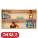 Click here for more Contender Series Shelf Storage Units by Wood Designs by Worthington