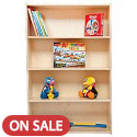 Click here for more Contender Series Bookshelves by Wood Designs by Worthington