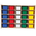 Click here for more Contender Series 25 Cubby Storage by Wood Designs by Worthington