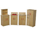 Click here for more Contender Series Set of Four Appliances by Wood Designs by Worthington