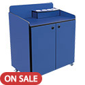 Click here for more Cafeteria Condiment Cabinet by AmTab by Worthington