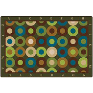 Click here for more Calming Circles by Carpets for Kids by Worthington