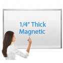 """Click here for more Porcelain Steel Magnetic Markerboard 1/4"""" Thick by Caprock Furniture by Worthington"""