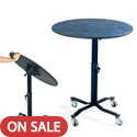 Click here for more EZ-Tilt  Mobile Cafe Tables by Amtab by Worthington