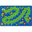 Click here for more Counting Caterpillars Carpet by Flagship Carpets by Worthington