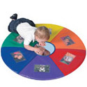 Click here for more See-Me Picture Mat by The Children's Factory by Worthington