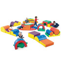 Click here for more Gross Motor Play Group by the Children's Factory by Worthington