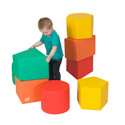 Click here for more Shape Sorter Seats by the Children's Factory by Worthington