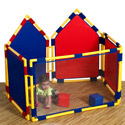 Click here for more Baby Corral PlayPanel by Children's Factory by Worthington