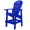 Click here for more Clearwater Adirondack Chair by Jayhawk Plastics by Worthington