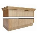 Click here for more Wood Club Locker Accessories by Hallowell by Worthington