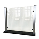 Click here for more Clear Dividers and Sneeze Guards by Worthington