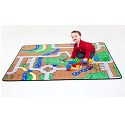Click here for more Building Blocks Carpet by Learning Carpets by Worthington