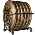 Click here for more Edge Cart for Round Folding Tables by Mity-Lite by Worthington