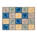 Click here for more Cuddly Creatures Carpet by Joy Carpets by Worthington