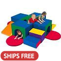 Click here for more Tunnel Maze by ECR4Kids by Worthington