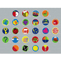 Click here for more A-Z Activity Seating Carpet by ECR4Kids by Worthington