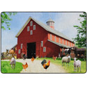 Click here for more Barn Animals Carpet by Flagship Carpets by Worthington