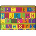 Click here for more Alphabet & Numbers Rugs by Worthington