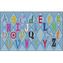 Click here for more Playful Letters Carpet by Flagship Carpets by Worthington