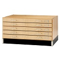 Click here for more Flat File System by Diversified Woodcrafts by Worthington