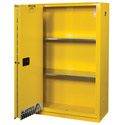 Click here for more Flammable Liquid Storage Cabinets by Diversified by Worthington