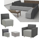 Click here for more Fuse Reception Soft Seating by NDI Office Furniture by Worthington