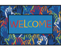 Click here for more Hands Together Value Rug by Carpets for Kids by Worthington
