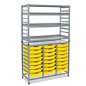 Click here for more Dynamis Combo Cart Sets by Gratnells by Worthington