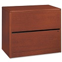 Click here for more 10700 Series Lateral File Cabinet by Hon by Worthington