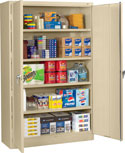 Click here for more Jumbo Storage Cabinets by Tennsco by Worthington