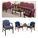Click here for more Hartford Series Reception Seating by Lesro by Worthington