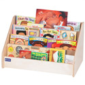 Click here for more Toddler Low Book Display by Angeles by Worthington