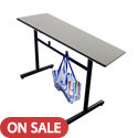 Click here for more Rectangle Cafe Tables by Amtab by Worthington