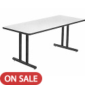 Click here for more T-Leg Conference Tables by Amtab by Worthington