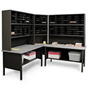 Click here for more 120 Slot Mailroom Sorter by Marvel by Worthington