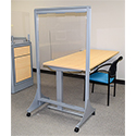 Click here for more Mobile Distancing Partitions by Marvel by Worthington