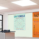 Click here for more Liso Dry Erase Glass Wall by Mooreco by Worthington