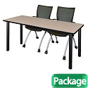 Click here for more Kee Training Table & Apprentice Chairs by Regency by Worthington